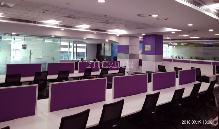300 Seats Office for Rent in Sector-V Salt Lake Kolkata id23