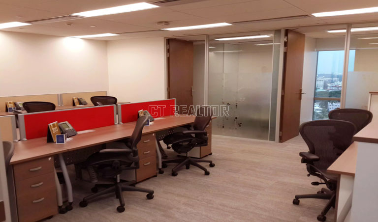 Furnished Office Space for Rent in Salt Lake Sector 5 Kolkata ID50